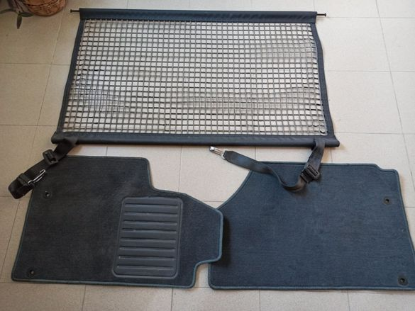 Преградна завеса и стелки за Peugeot Partner Partner 2.0 HDi