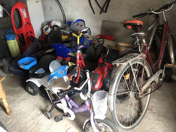 Biciclete,cart