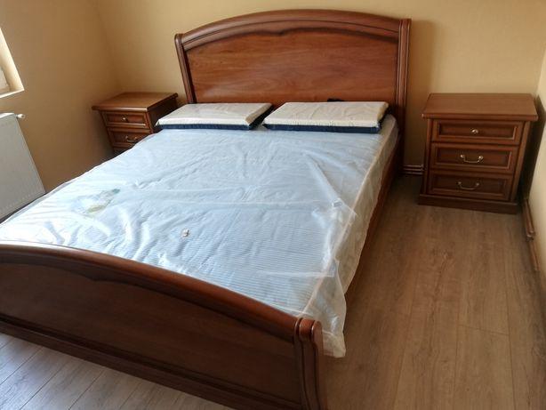 Dormitor lemn masiv nou