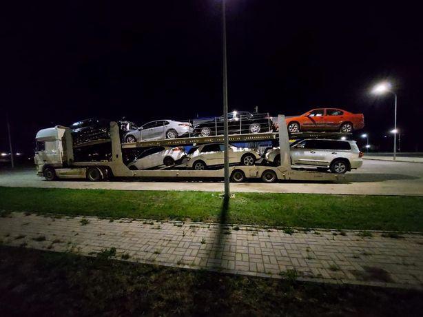 Перевозка автомобилей из Алматы в Нурсултан. Автовоз выезд ежедневно