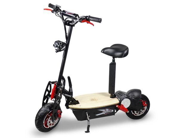 Trotineta electrica cu scaun Twister Crosser X1 1000W 36V 10 Inch