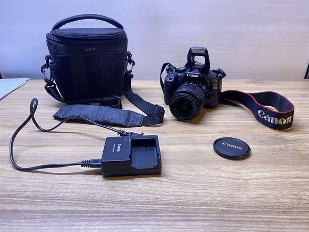 Canon EOS 550D зеркальная цифровая камера