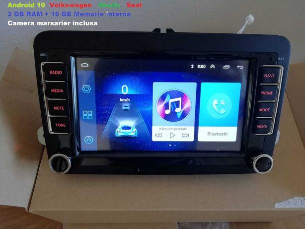 Navigatie Bluetooth Volkswagen Golf 6 Passat B7 Passat B6 Sk Octavia