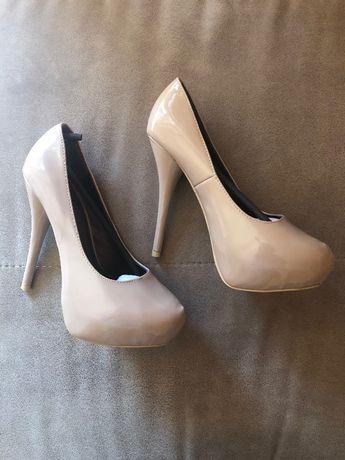 Дамски обувки (нови), р-р 39 гр. Сопот - image 3