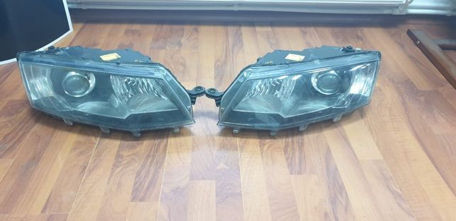 Faruri Bi-Xenon Skoda Octavia III 2013-2017 stanga-dreapta