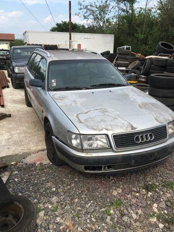 Audi 100 c4 2.0 112кс На части