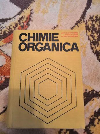 Chimie Organică, București 1976 - J.Hendrickson, Donald Cram, G Hamond