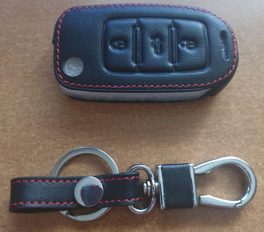 Чехол для ключа Volkswagen Polo, Tiguan, Passat, Golf.
