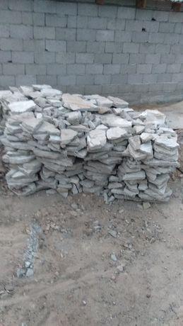 Камень для фундамента