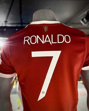 Екип Роналдо 7 2022г Манчестър Юнайтед CR7 RONALDO UNAITED