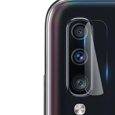 Стъклен протектор за камера SAMSUNG GALAXY A50, A70, A80, S20 Ultra