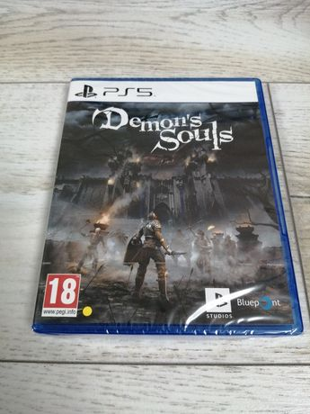 Demon's Souls sigilat PS5