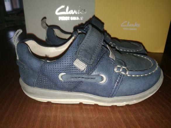 Детски обувки Clarks - 22 1/2 номер.