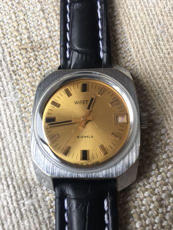 """Мъжки механичен, Съветски, ръчен часовник """"Wostok"""""""