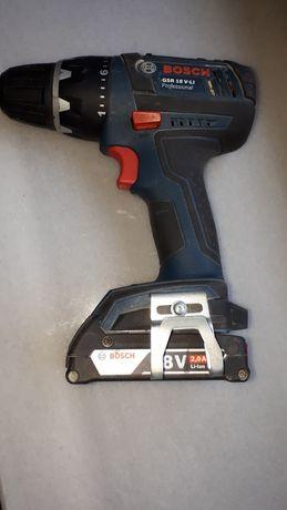 Filetanta Bosch  GSR 18 V-LI