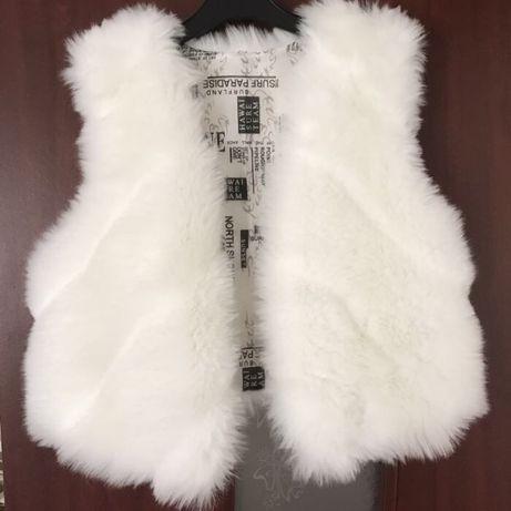 Capa - vesta de blana (noua)