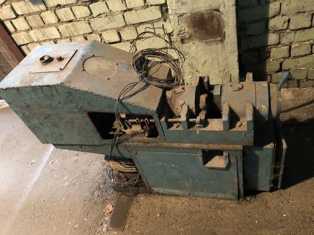 Станок для резки арматуры СМЖ 133а
