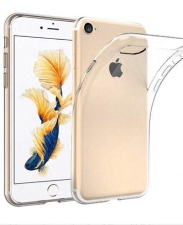 Husa silicon ultra slim iPhone 7