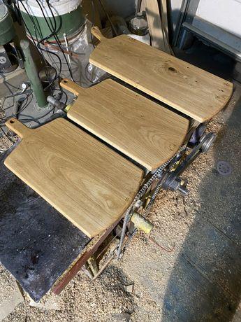 Tocator/ Dog/ Curpator/ Fund lemn masiv stejar