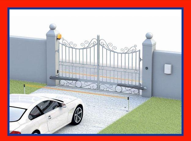 Автоматика для ворот. Шлагбаумы. Роллеты. Секционные ворота. Район.