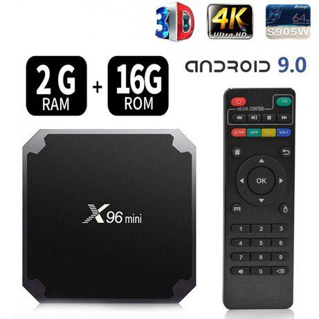 Четириядрен Android TV Box 2GB RAM, HD player, ТВ бокс FULL HD