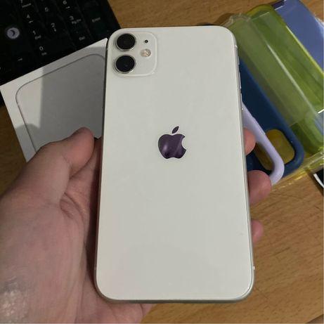 iPhone 11 128 GB 2Sim идеальное состояние
