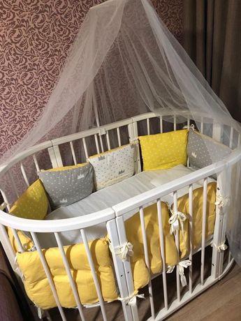 Кроватка/ манеж детский