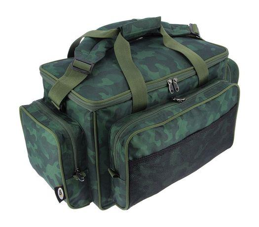 Шаранджийски сак NGT Camo Insulated Carryall-три модела