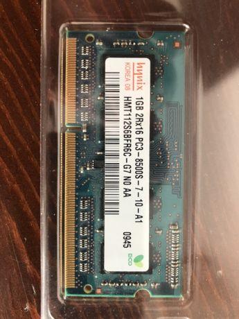 РАМ памет Hynix 2x1 GB 1066 mghz