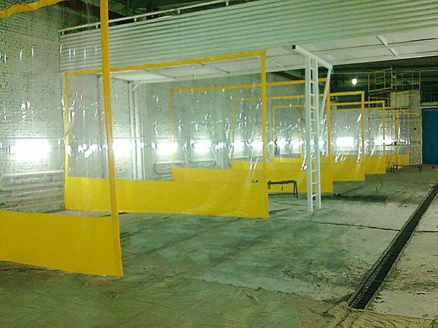 Промышленные шторы, автошторы
