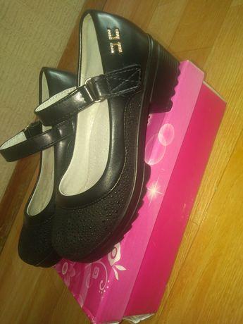 Туфельки к школе 29 размер
