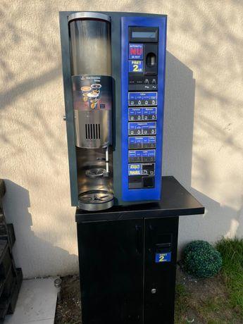 Automat,expresor,aparat cafea Wittenborg 5100 cu cititor si dulap