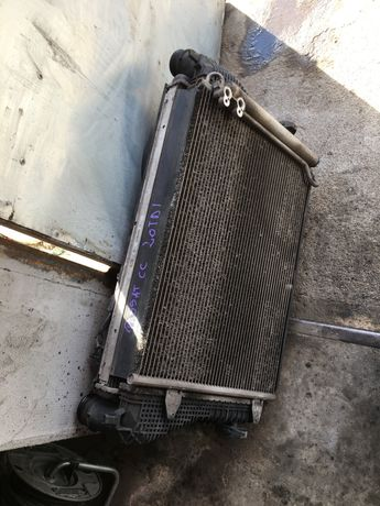 Set radiator apa/ clima/intercooler vw passat cc 2.0 diesel