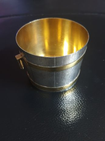 Pahar Fasano argint 925 firmă