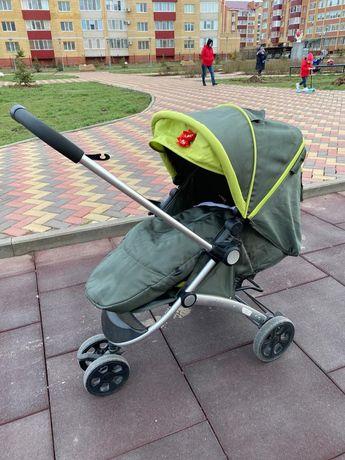 Детская коляска зима лета