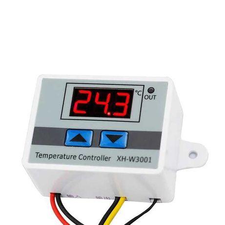 Топ цена Терморегулатор-термореле 10А - 12Vтермостат