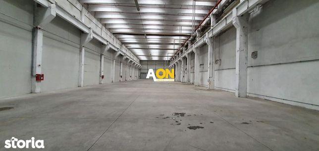 Spatiu industrial, 2134 mp, hala si birouri, zona Barabant