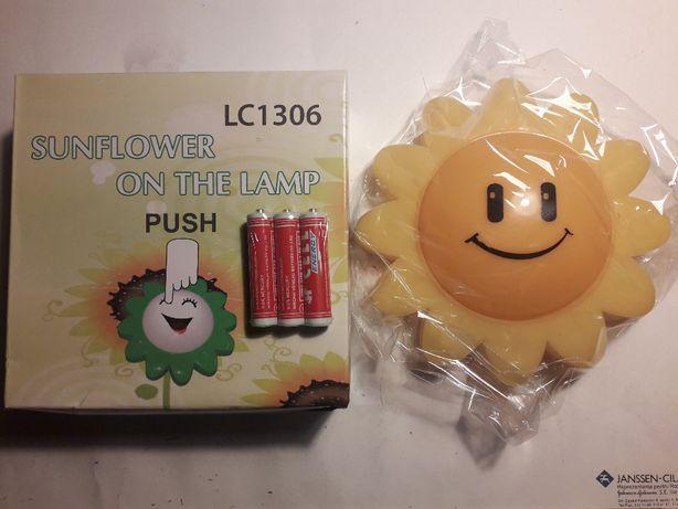 Lampa de veghe - floarea soarelui