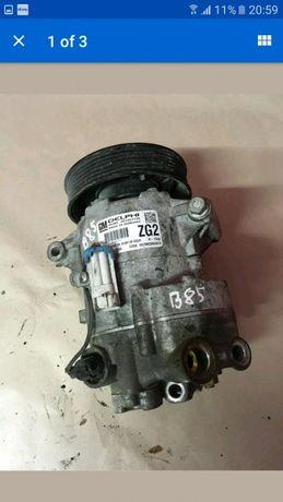 Compresor ac opel astra j 1.6 benzina ,insignia, cod delphi Zm2