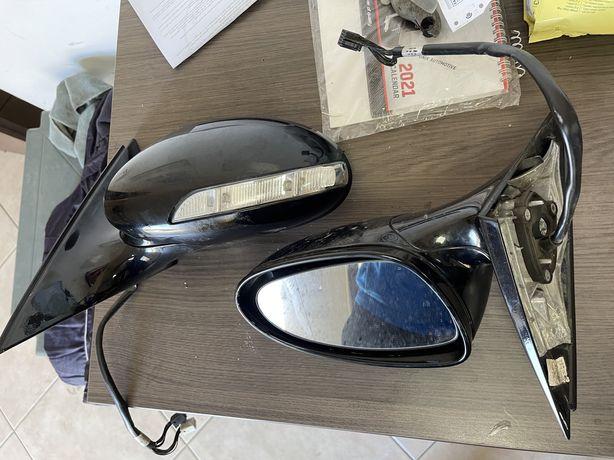 Oglinzi Mercedes S stanga dreapta culoare negru