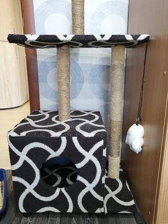 Продам домик-когтеточку