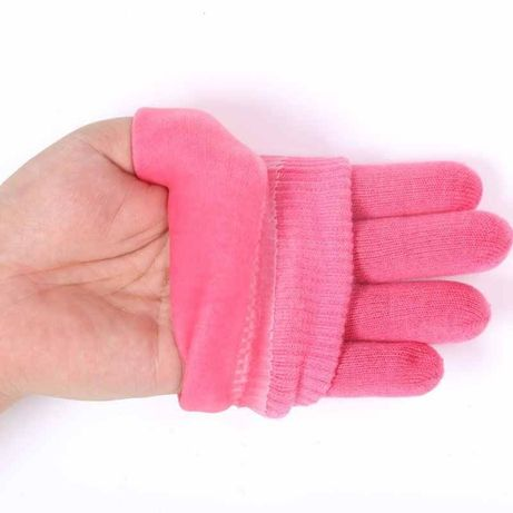 Женские силиконовые spa-перчатки