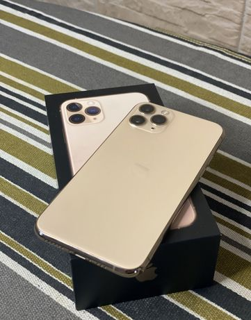 iPhone 11 pro, 64gb, gold
