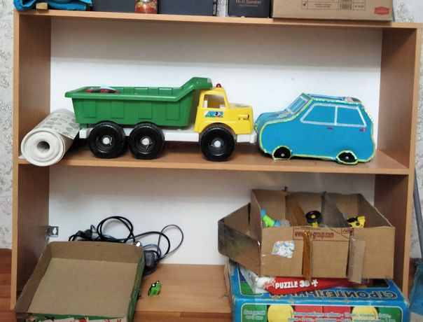 Полка для игрушек и т.д