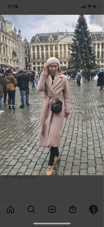 Пальто  с беретом оба Lichi