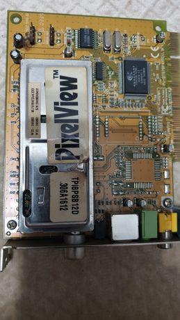 TV  и фм Радио тунер за стационарен компютър за вграждане.Модел,снимки
