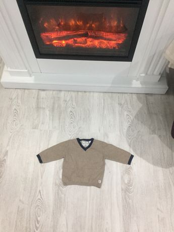 Bluza Zara copii 6/9 luni