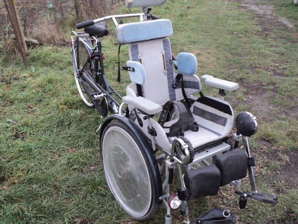 велорикша от нидерландия