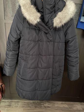 Пуховик, куртка женская 44-46 размер в отличном состочнии
