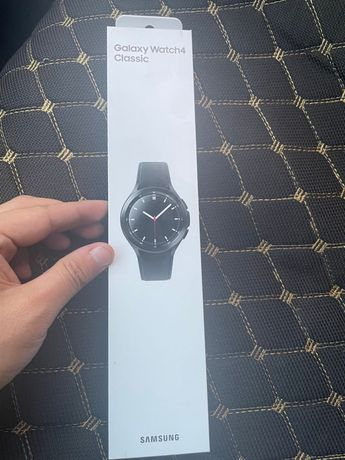 Часы galaxy watch4 classic 42 mm